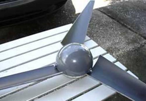 Колпак на ветрогенератор