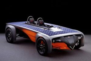 Автомобиль на солнечных батареях Astrolab