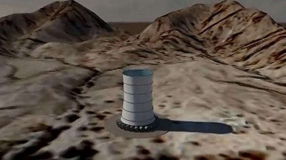 Солнечно ветровая электростанция SWET
