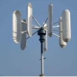 Карусельный ветрогенератор