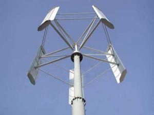 Роторный ветрогенератор фото снизу