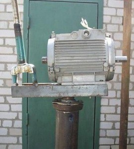 Асинхронный двигатель для ветряка