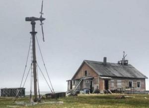 Ветряк для частного дома на мачте