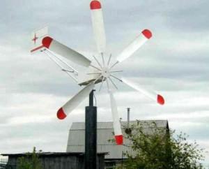 Ветряк для дома