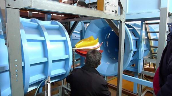 Ветрогенератор Онипко, испытания
