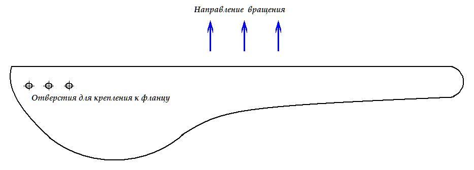 Ветрогенератор из вентилятора рис4