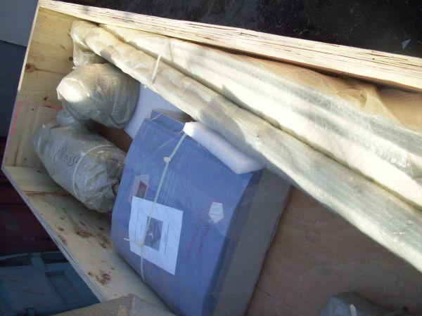 Ветрогенератор exmork в упаковке